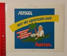 Decal/Sticker a4: Hama Fotima Pocket New with Adventure-safe (130416148)