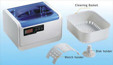 1.4L Jeken Dental Mini Digital Ultrasonic Cleaner CE-6200A Brand New