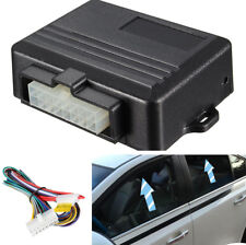 4 Doors Car Automatic Window Closer Alarm Systems ACC ON/OFF with Wire Harness