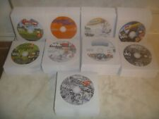 "Nintendo Wii Games : You Choose from Large Selection! ""Disc Only"""