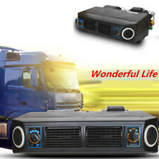 12V A/C KIT 32 Pass Coil Underdash Evaporator Compressor Air Conditioner 3 Speed