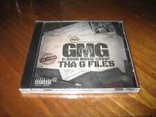 G-Hood Music Group tha G Files Rap CD - Young Flow Tiny Kurupt TC Bradshaw