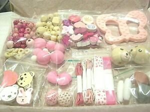Dummy /Teething Kit, Naturally Adored + One Free Gift ++ Instructions