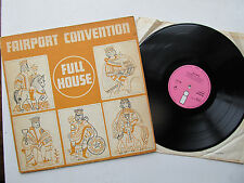 "Full House 12"" LP Fairport Convention Island ILPS 9130 UK 1970 1st"