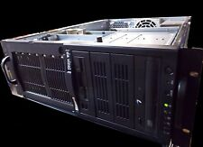 "Supermicro 2,8 GHz 19"" Rechner Server PC                                    jh"