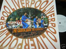 """LIVERPOOL - Me Gusta que te Guste, LP 12"""" SPAIN 1991 TEMAS DE THE BEATLES, NUEVO"""