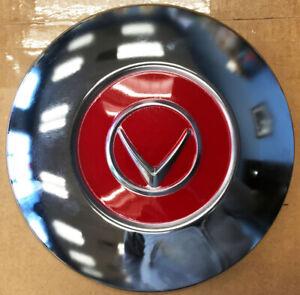 Wheel Cover hub cap SET OF 4 Volvo 122 Amazon p1800 pv 444 544 445 V red center