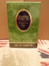Poison Tendre Christian Dior Eau de Toilette ml 100 splash   Old formula