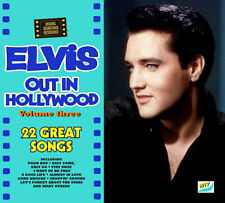 """ELVIS PRESLEY - """"OUT IN HOLLYWOOD - VOLUME 3"""" (2019) - NEW CD"""