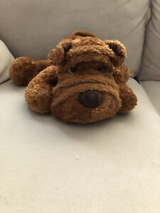 Russ Whispie plus 12 inch nose to tail shar pei