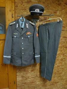 NVA Uniform Stabsoberfähnrich (Spies) Panzer