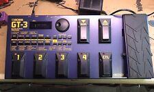 Boss GT-3 Multi-Effects Guitar Effect Pedal