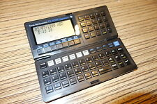 Calculadora texas instruments ps-6200 base de datos