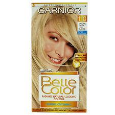 Garnier Belle Color 110 Natural Extra Luz Rubia Pelo Color