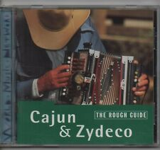 THE ROUGH GUIDE TO CAJUN & ZYDECO*various artists 1997 EU WORLD MUSIC NETWORK CD