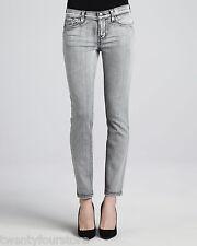 J Brand Jeans 811 Skinny Leg in Borderline Gray sz 25