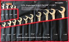 14pc Combination Angle Wrench Set SAE