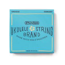 Dunlop DUQ302 Concert Ukulele Sting Set, New!