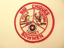Big Chiques Bowmen Archery Club patch (Elizabethtown, PA)