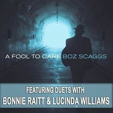 1 CENT CD A Fool To Care - Boz Scaggs