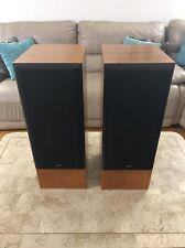 Pair of B&W Bowers Wilkins DM 1800 Main / Stereo  Speakers DM1800 Nice