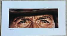 The Good The Bad And The Ugly Western Clint Eastwood Cowboy Jason Edmiston mondo