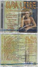 CD-NM-SEALED-VARIOUS -2003- -- CUBA LIBRE - 16 GREAT CUBAN SONGS
