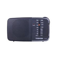 Toshiba Tx-Pr20 Black Radio Tuning Indicator Fm / Am Radio Txpr20