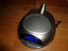 Homedics SoundSpa Clock Radio with Time Projection Model Ss-4500 with 6 Sounds