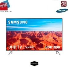 "Samsung UE49MU7005 ‑  TV LED - 4K Ultra HD - 49"" - Garantie 2ans"