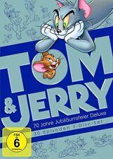 DVD TOM und JERRY - 70 Jahre Jubiläumsfeier Deluxe (2 DVDs) ++NEU