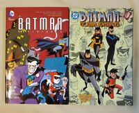 Batman TAS Adventures vol 3 lot Gotham TPB TP Trade paperback DC Comics kids WB