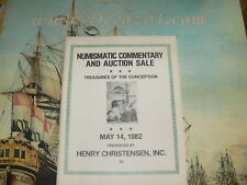 Henry Christensen N,J, 1982-05 - Treasures of the Conception Sale # 80