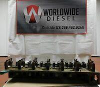 2012 Volvo D-13 Cylinder Head. REMANUFACTURED, Part #: 21458124