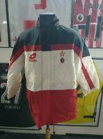 Maillot jersey maglia shirt ac milan milano 1996 96/97 L worn porte indossata