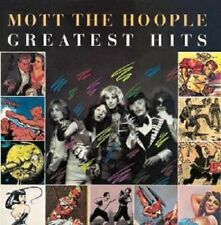 "MOTT THE HOOPLE ""GREATEST HITS -BEST OF"" CD NEW+"