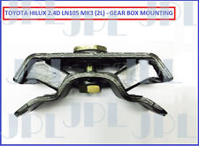 New Gearbox Mounting For Toyota Hilux Surf 2.4D MK3 LN105 4X4 (08/1988-07/1997)