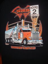 Awesome Srs Champion Trucking T-Shirt, Size 2X, Great Shape! Cheesecake