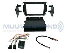 Radio Stereo Installation Dash Kit Combo Single DIN + Harness + Antenna GM13