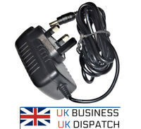 12V To Fit Seagate FreeAgent Desktop External Hard Drive Power Supply Adapter UK