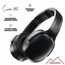 Skullcandy Crusher ANC BT Wireless Over-Ear Headphones - Black