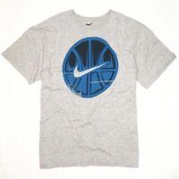 Vintage Nike Grey Basketball 90s T-Shirt Xl