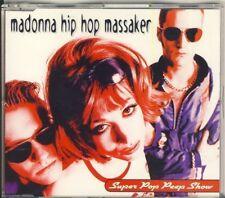 MADONNA HIP HOP MASSAKER - super pop peep show  3 trk MAXI CD 1995