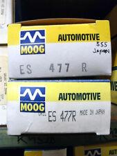 2 - Moog ES477R Tie Rod Ends 1970's Toyota Carina Celica Corolla
