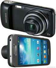 Samsung Galaxy S4 Zoom SM-C105 4G LTE 16MP - Unlocked - Black