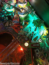 Map Hole Light for Congo Pinball - Interactive with Game Play