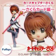 CARD CAPTOR SAKURA SPECIAL FIGURE SERIES SAKURA CARD EDITION (SAKURA KINOMOTO)