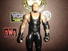 RARE WWE The Undertaker Short Hair FIGURE Mattel 2011 WRESTLING COLLECTIBLE TOY