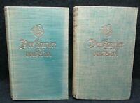1929 The Chancellor From Tyrol Herman Schmid Der Kanzler von Tirol Volumes 1 & 2