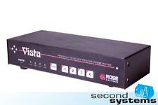 Rose Electronics Vista 4-port KVM Switch Kvm-4pca